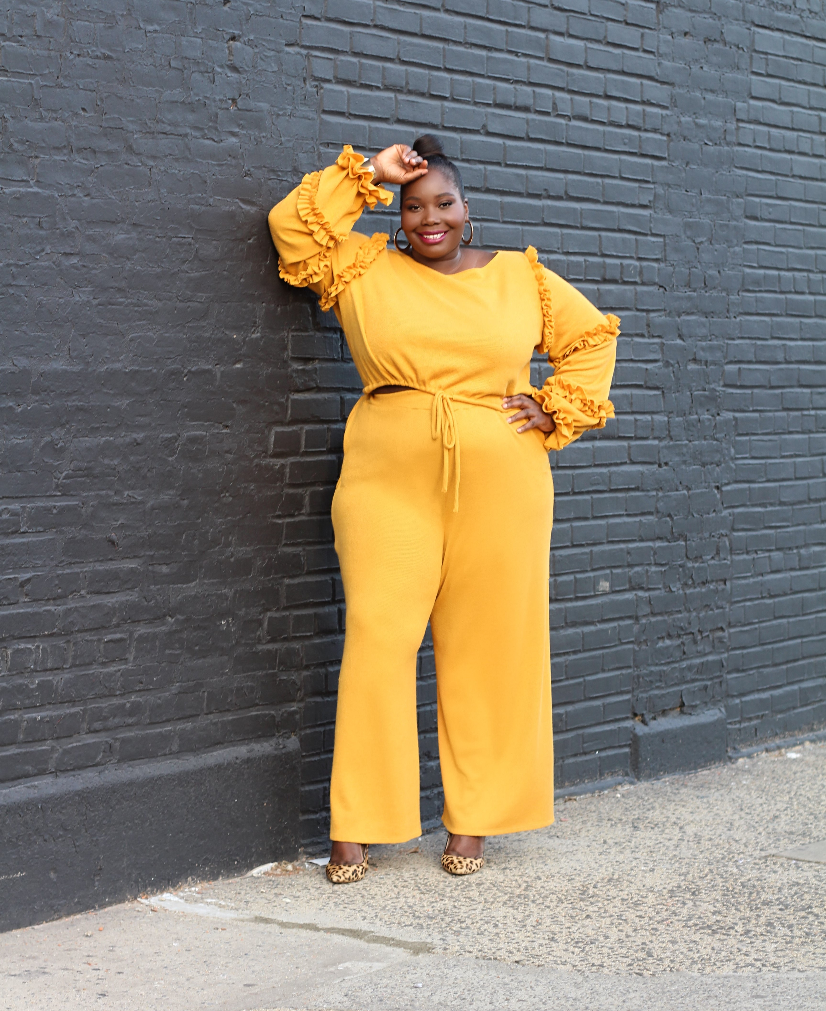 support black plus size designers