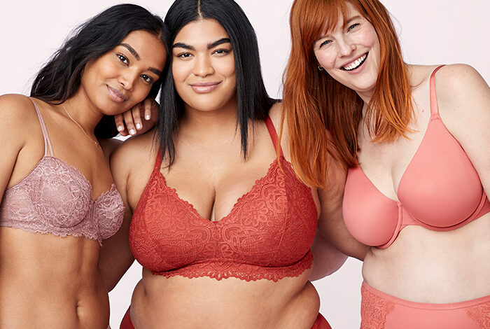 Target Debuts 3 New Size Inclusive Brands That Include Intimates & Loungewear