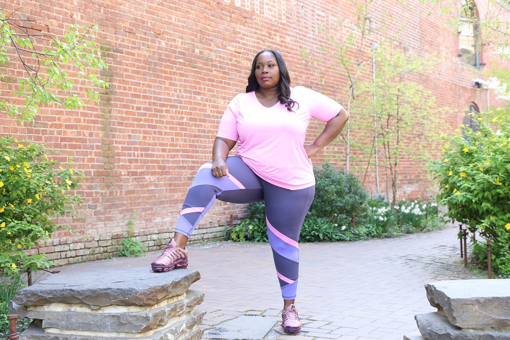plus size eco-friendly activewear