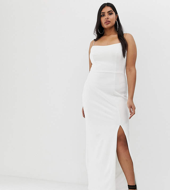 Slay The Summer In These Plus Size White Party Dresses ...