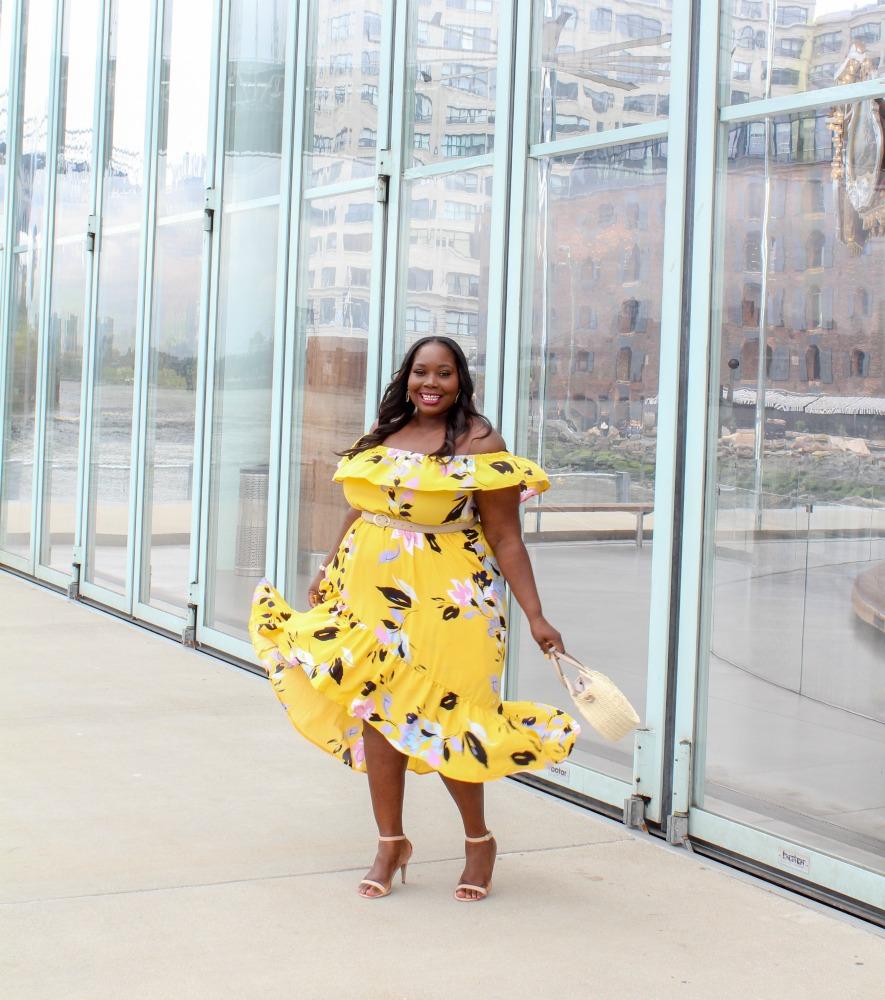 Fun & Flirty Plus Size Summer Dresses That Will Turn Heads