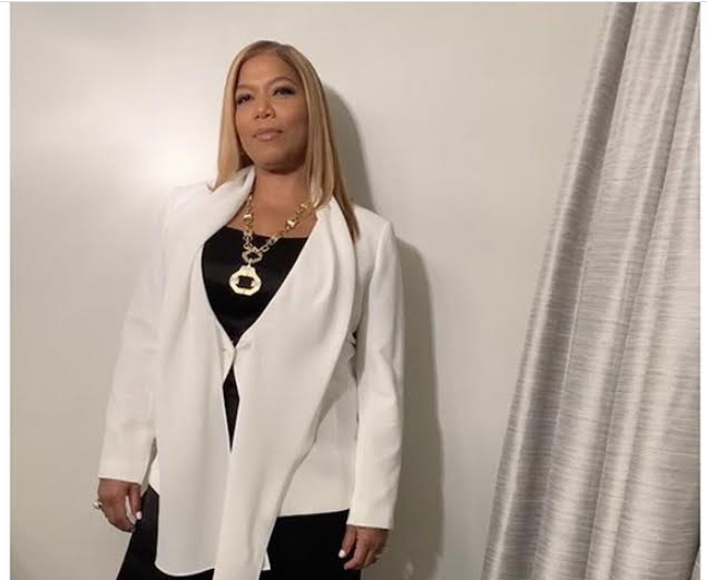 Queen Latifah Takes On A New TV Role As The Equalizer