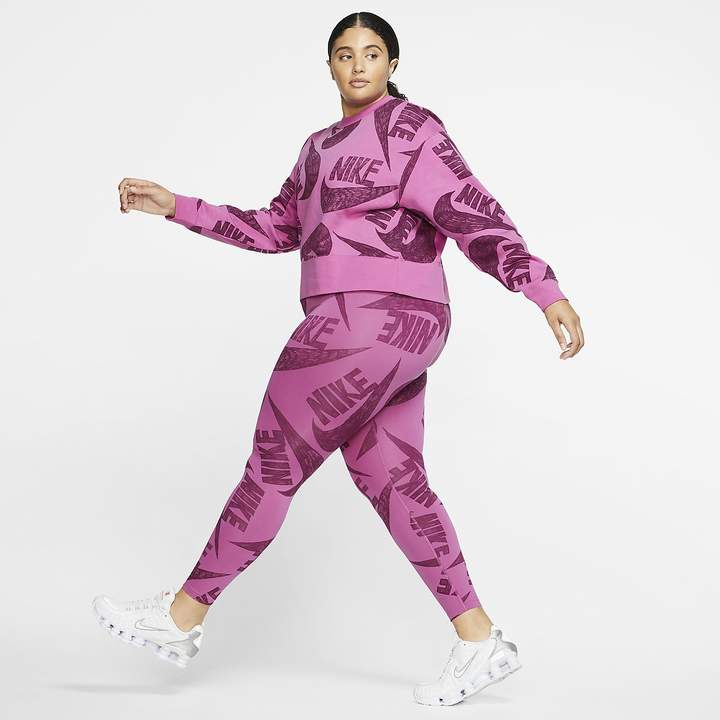 Nike Debuts A Plus Size Mannequin That Actually Looks Plus Size