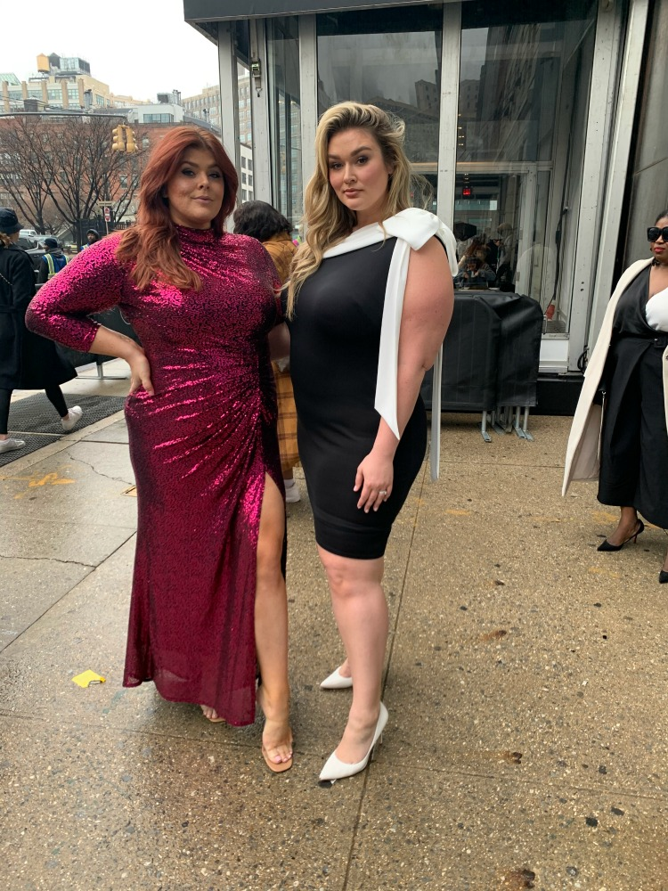 We Love These Plus Size Street Style Looks At Nyfw