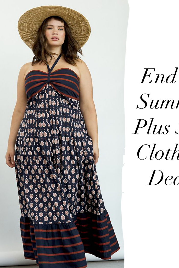 End Of The Summer Labor Day Plus Size Deals