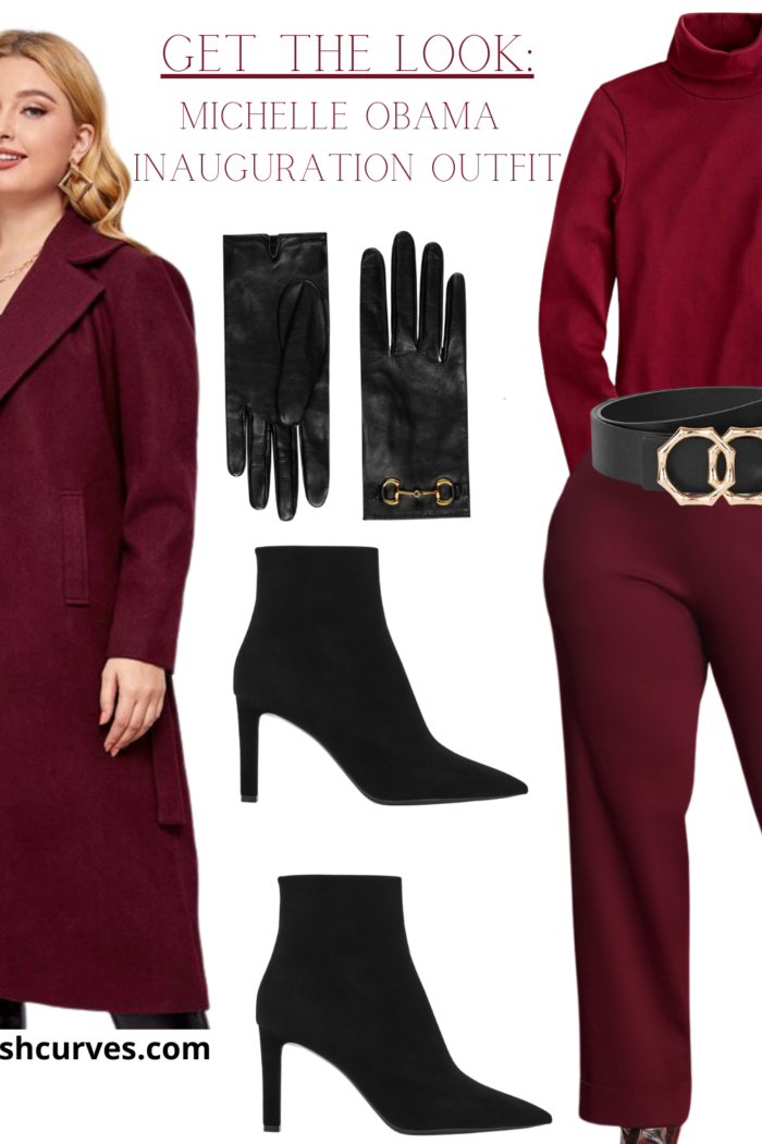 Get The Look: Michelle Obama's Inauguration Outfit