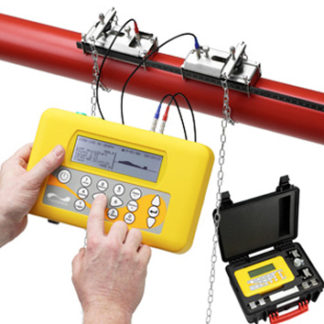 Micronics Portable Clamp On Ultrasonic Flow Meters