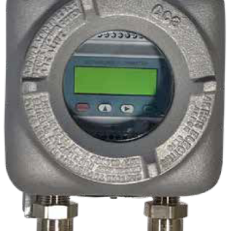 Explosion Proof Clamp On Ultrasonic Flow Meter