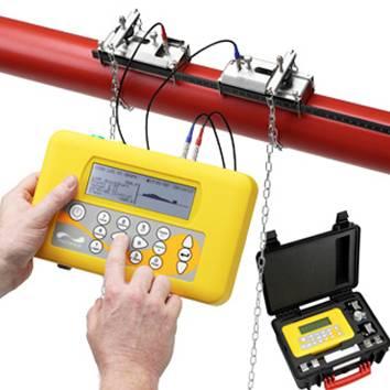 Micronics Portable Clamp On Ultrasonic Flow Meters