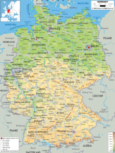 detailed-physical-map-of-germany-with-cities-roads-and-airports