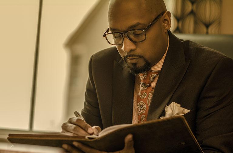 Edward E. Mosley Jr - The Author