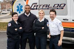 Cataldo Ambulance to Hire EMTs, Paramedics