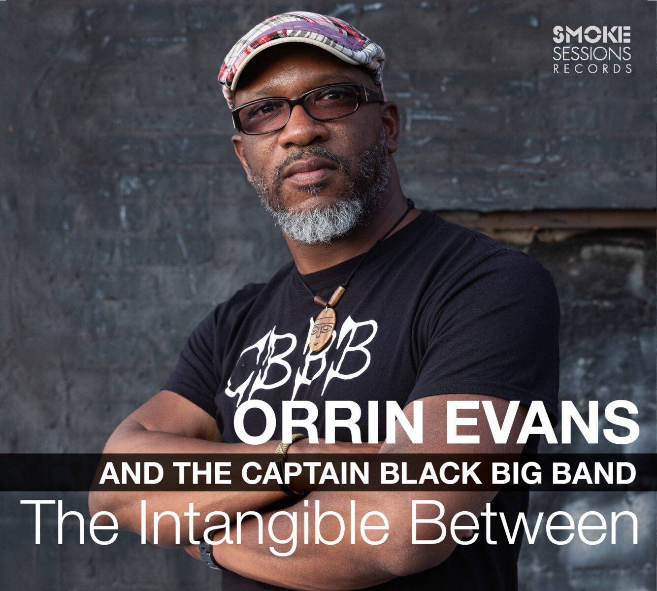 Orrin Evans CBBB THE INTANGIBLE BETWEEN_Cover