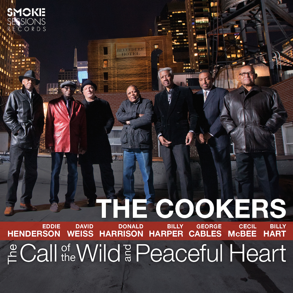 the cookers album cover
