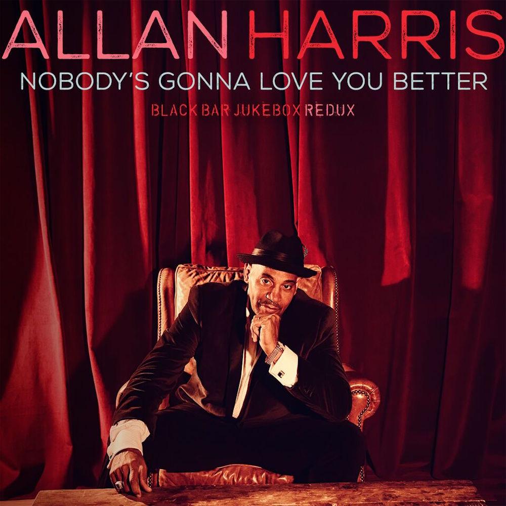 Allan Harris Nobody cover