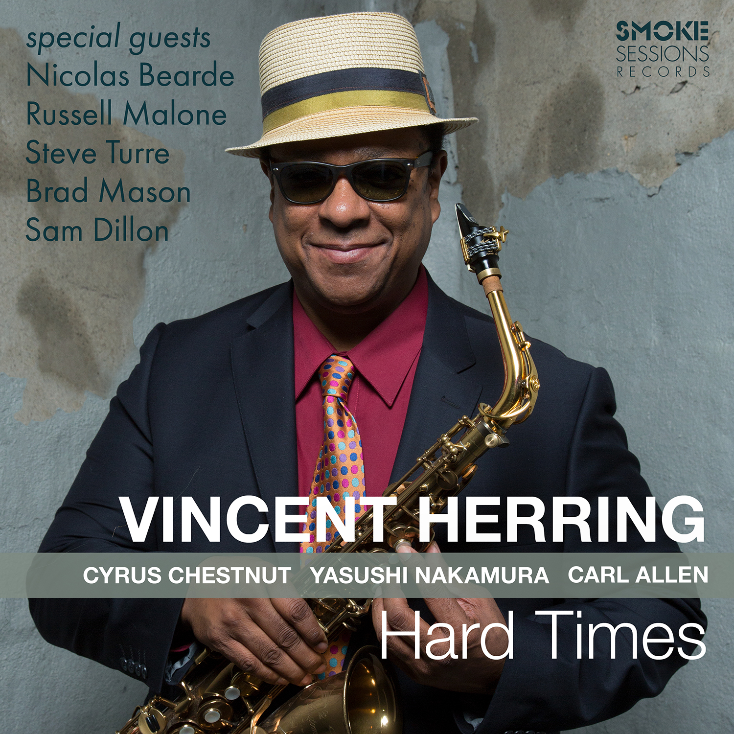 Vincent Herring HARD TIMES 1500px Cover
