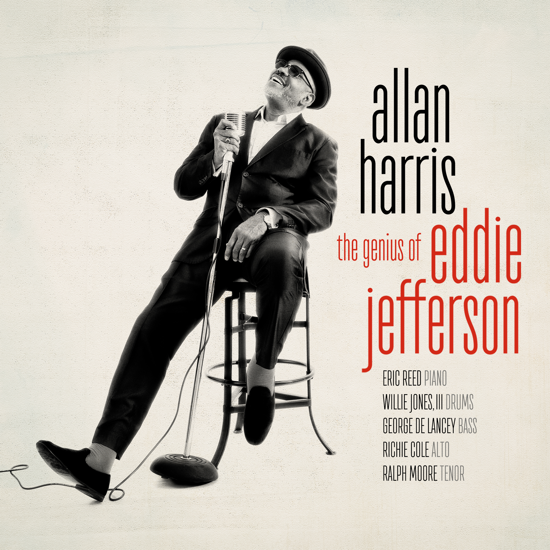 Allan Harris_Genius of Eddie Jefferson_cover