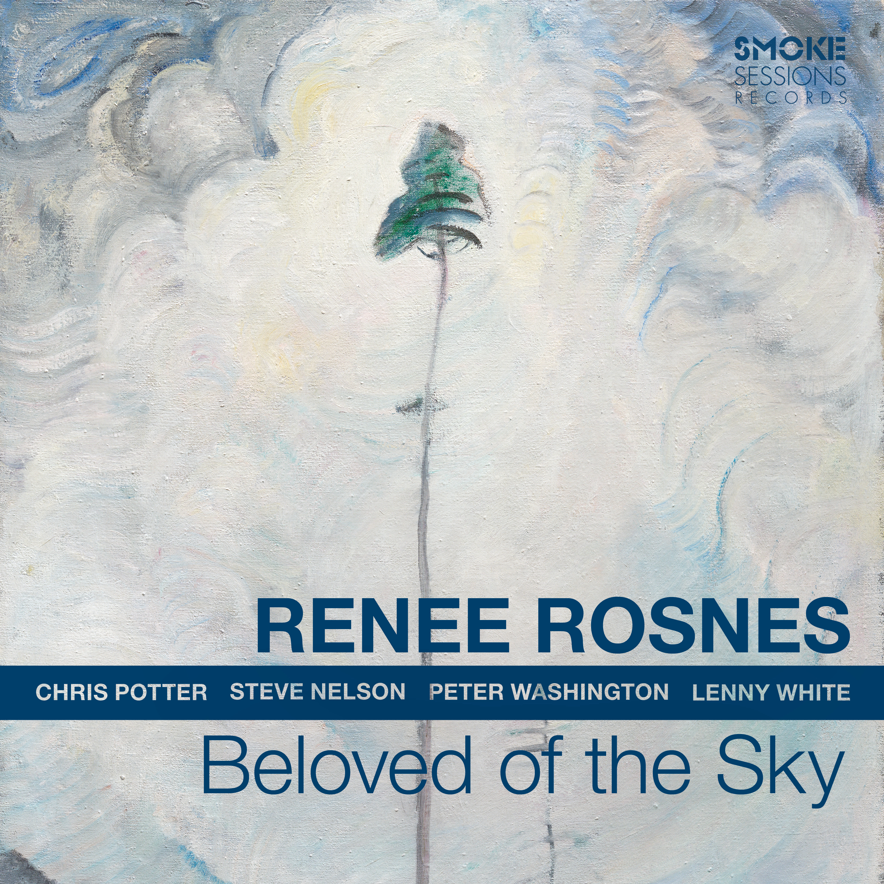 Renee Rosnes BELOVED OF THE SKY 3000px Cover