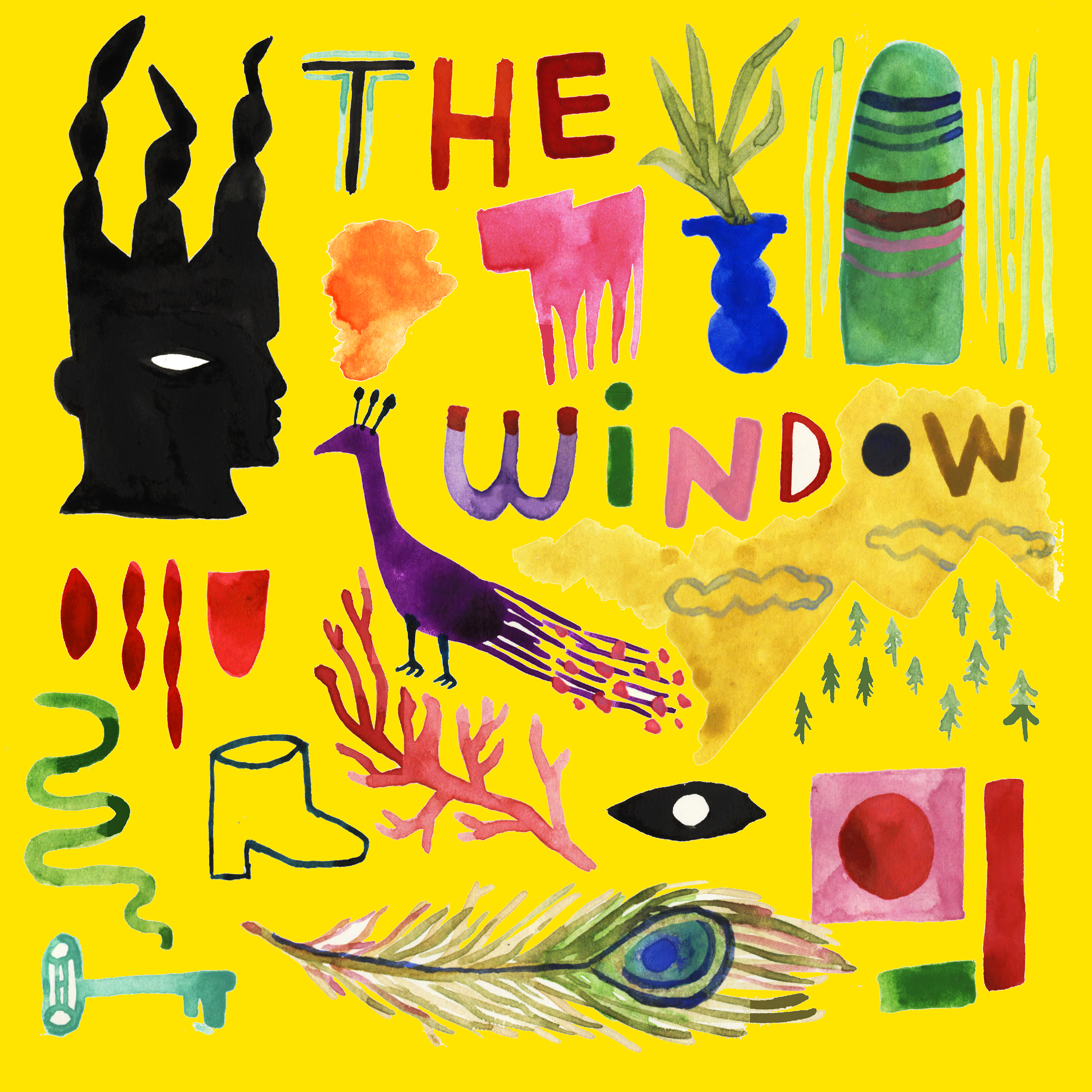 Cecile McLorin Salvant_The Window cover 3000x3000 rgb