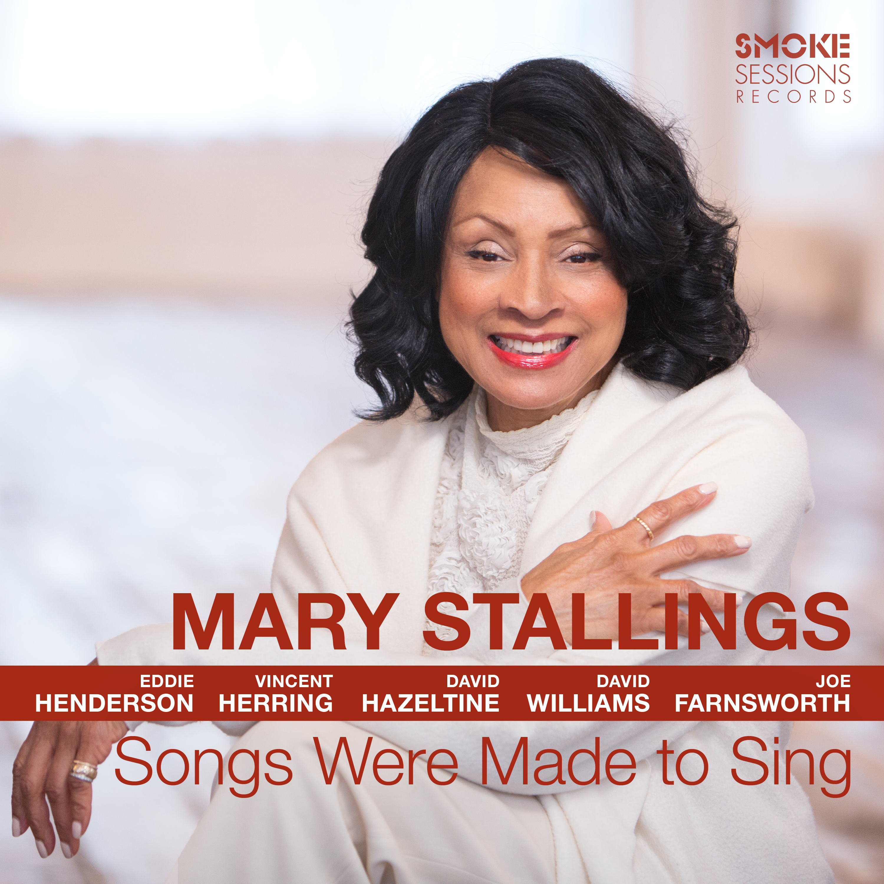 Mary Stallings SONGS WERE MADE TO SING Cover 3000px