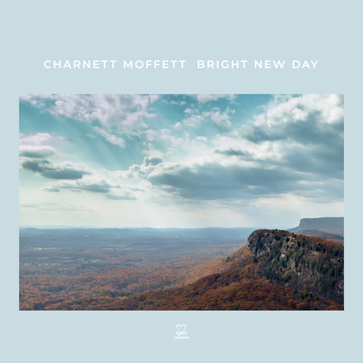Charnett Moffett_Bright New Day_Album Cover