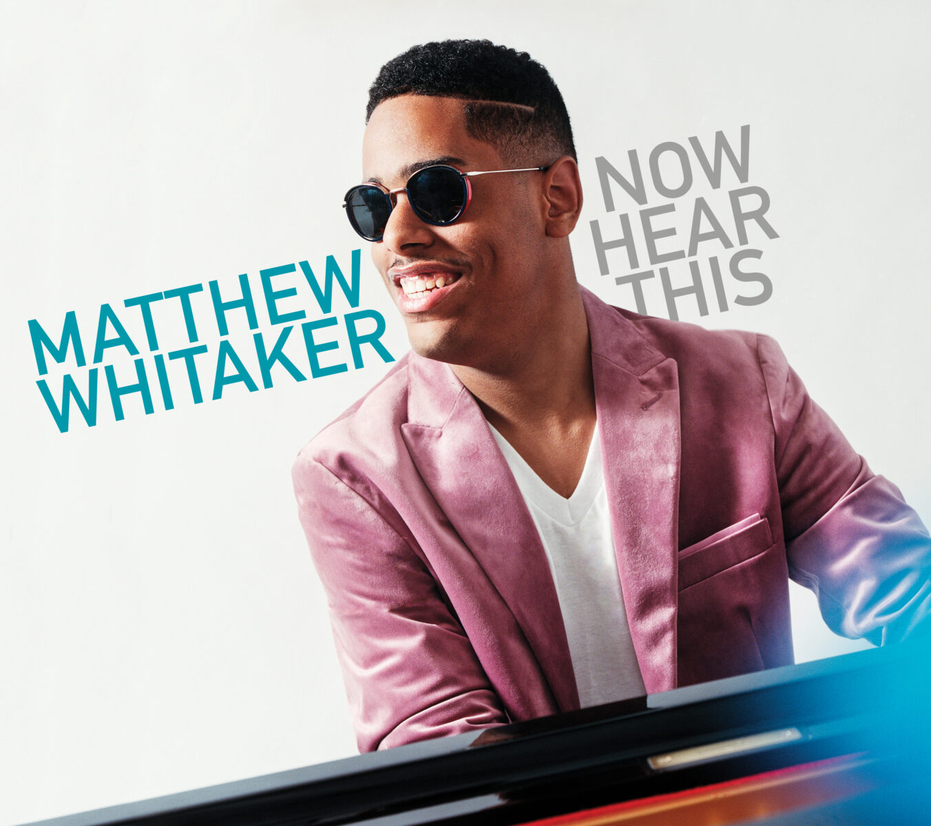 Mathew Whitaker_Now Hear This_COVER
