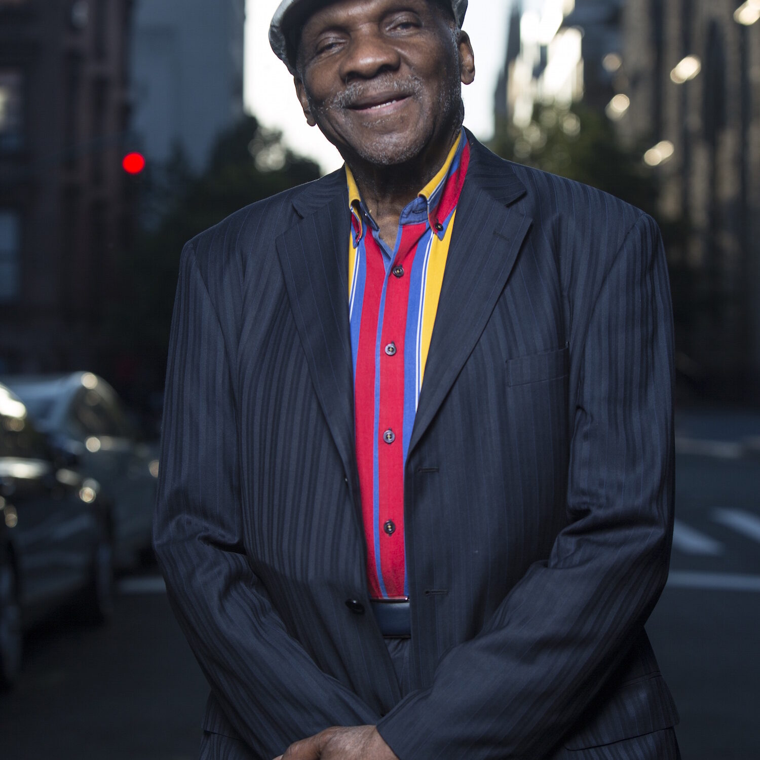 harold mabern red shirt