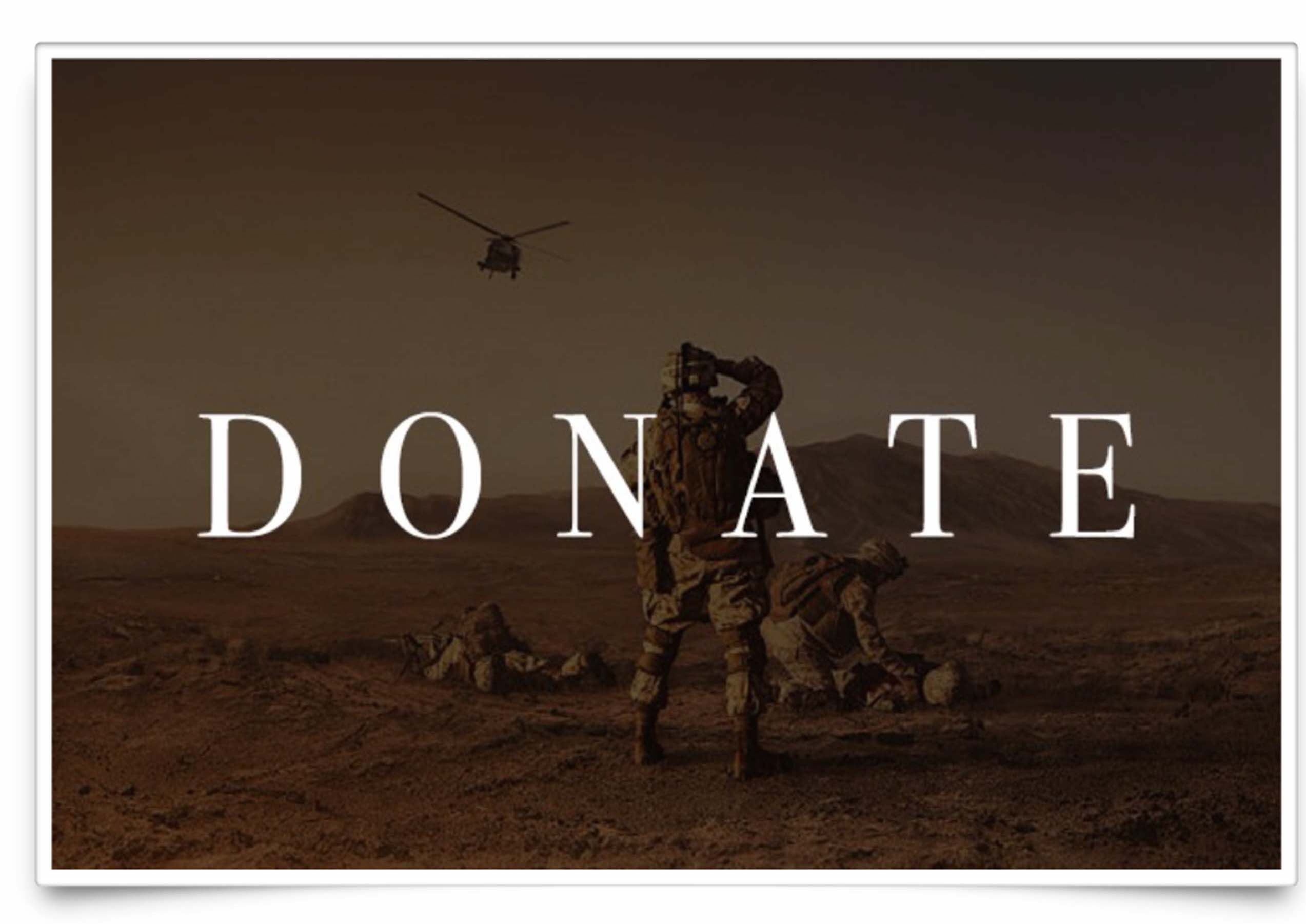 Active Valor donations