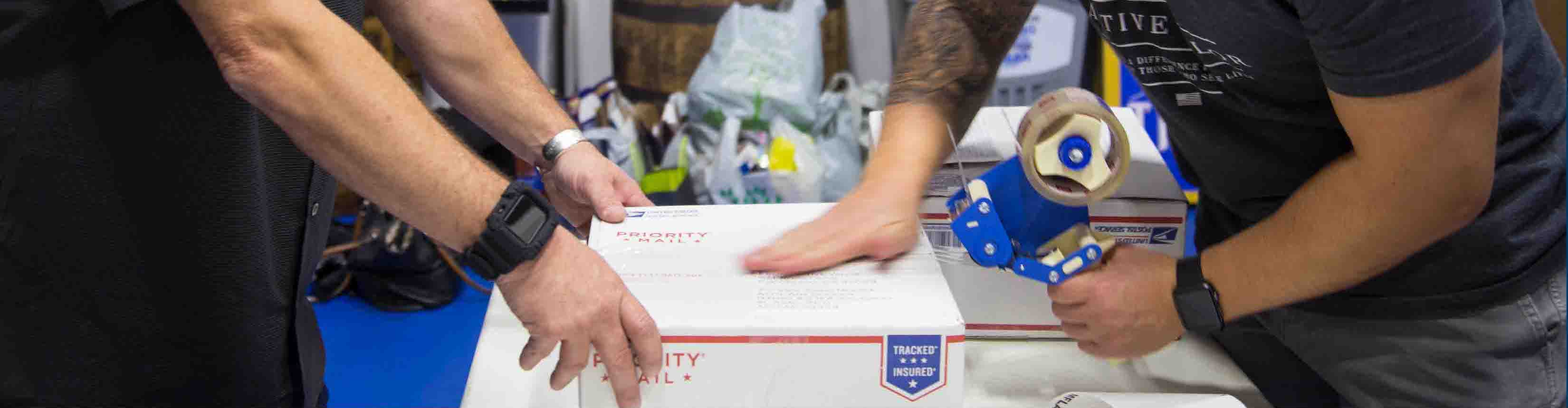 ADS Inc. sponsors care package for troops through Active Valor