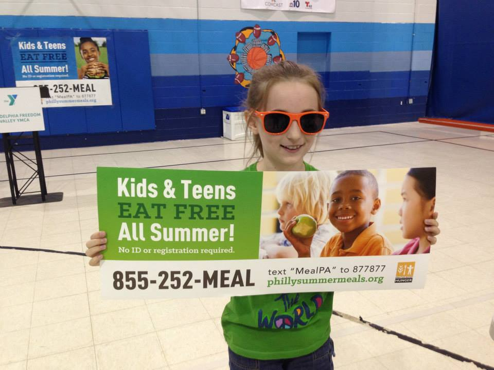 Summer Meals for Children