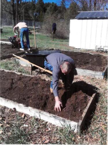 Community Garden Photos