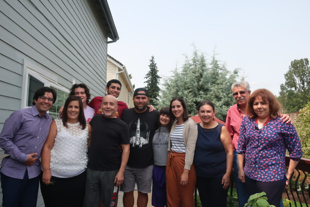 Family Pic 2 - August 12, 2018