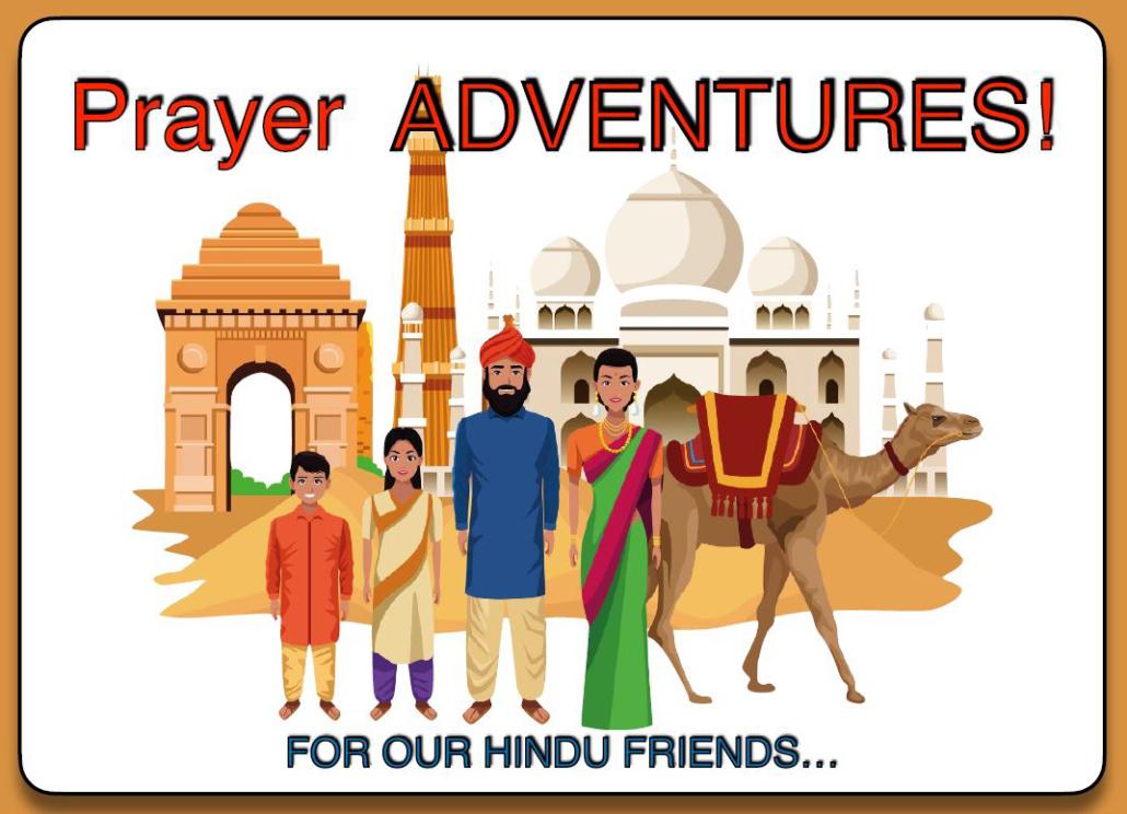 Children's Version Hindu Prayer Guide