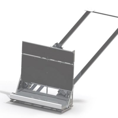 Split Saw Platform
