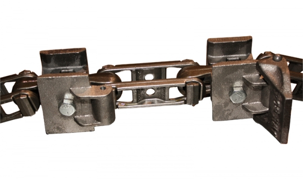 Assembled overhead chains