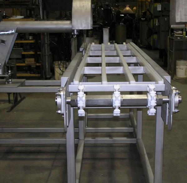 Belt Conveyor Circular Saw