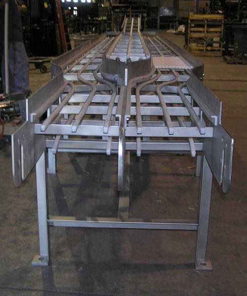 Belt Conveyor Pack Off