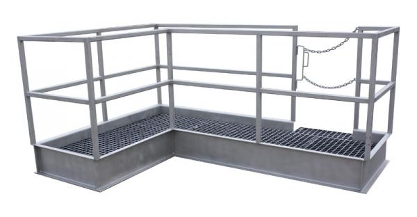 Platform Walkway