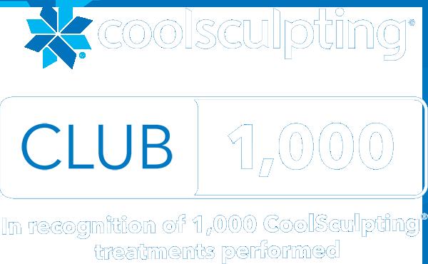 Coolsculpting Club 1,000