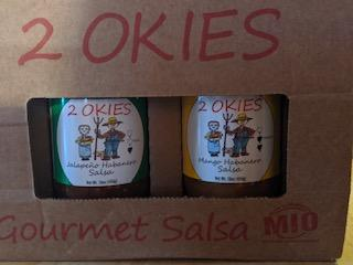 2OKIES Salsa Gift Box