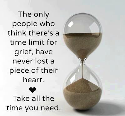 grief has no time limit