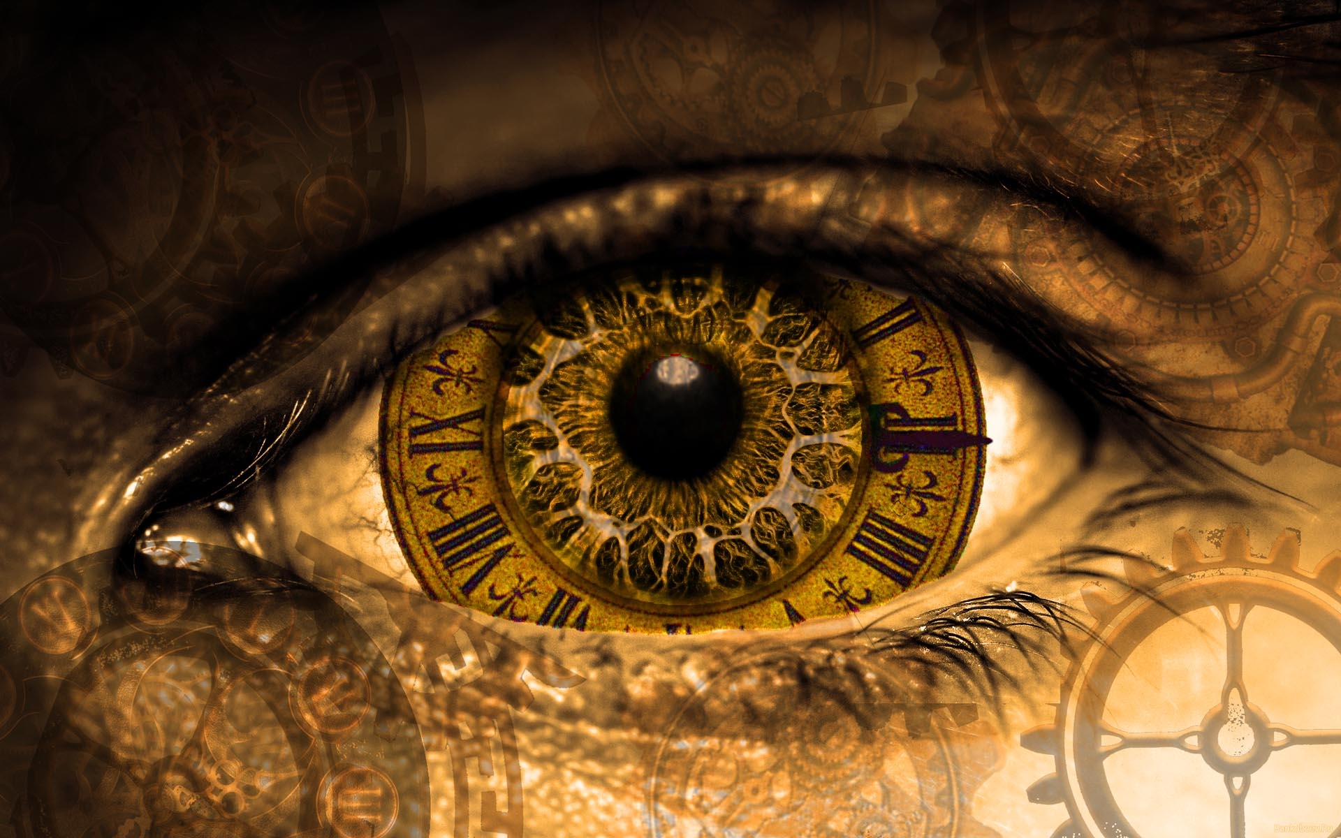 Time, Eye, Seeing