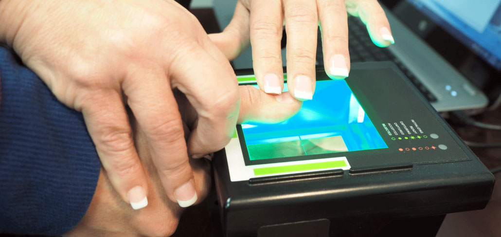 Mobile Electronic Fingerprinting