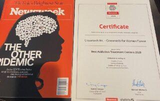 Newsweek Award