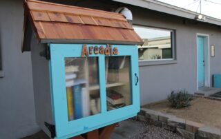 Arcadia mini library
