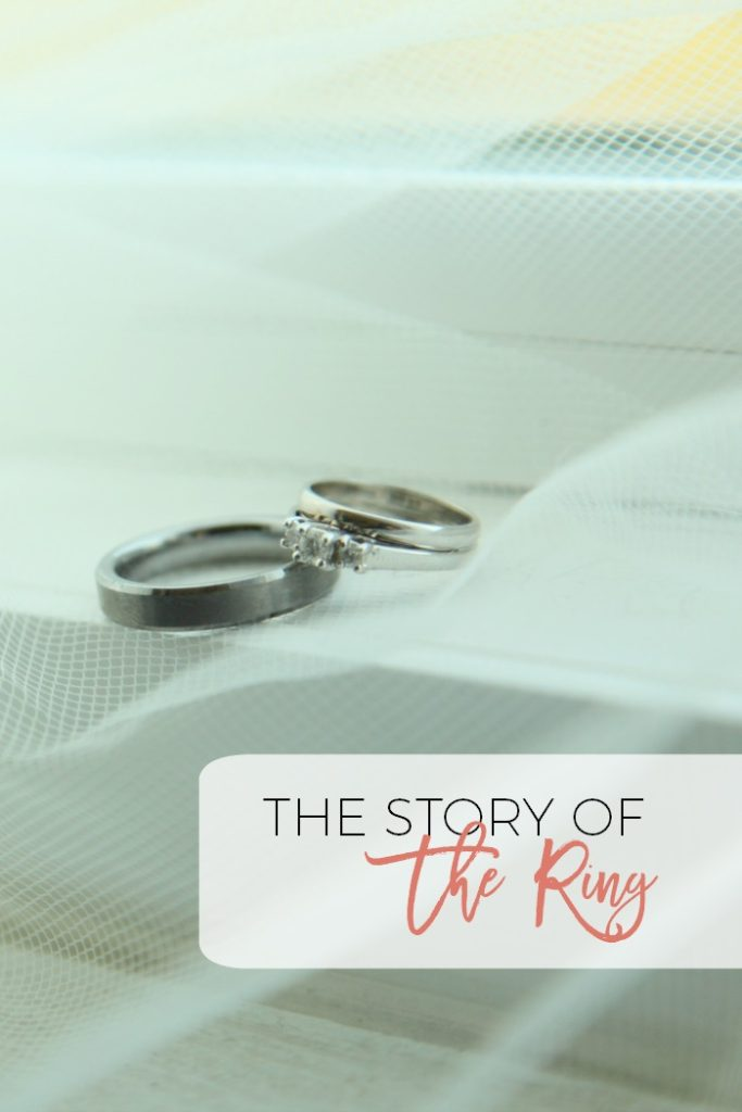 Every engagement ring tells a story.  What does yours say?