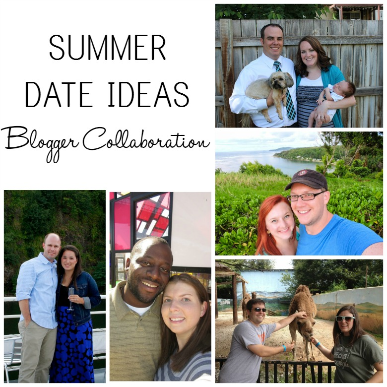 Summer Date Ideas | Simple Moments Stick