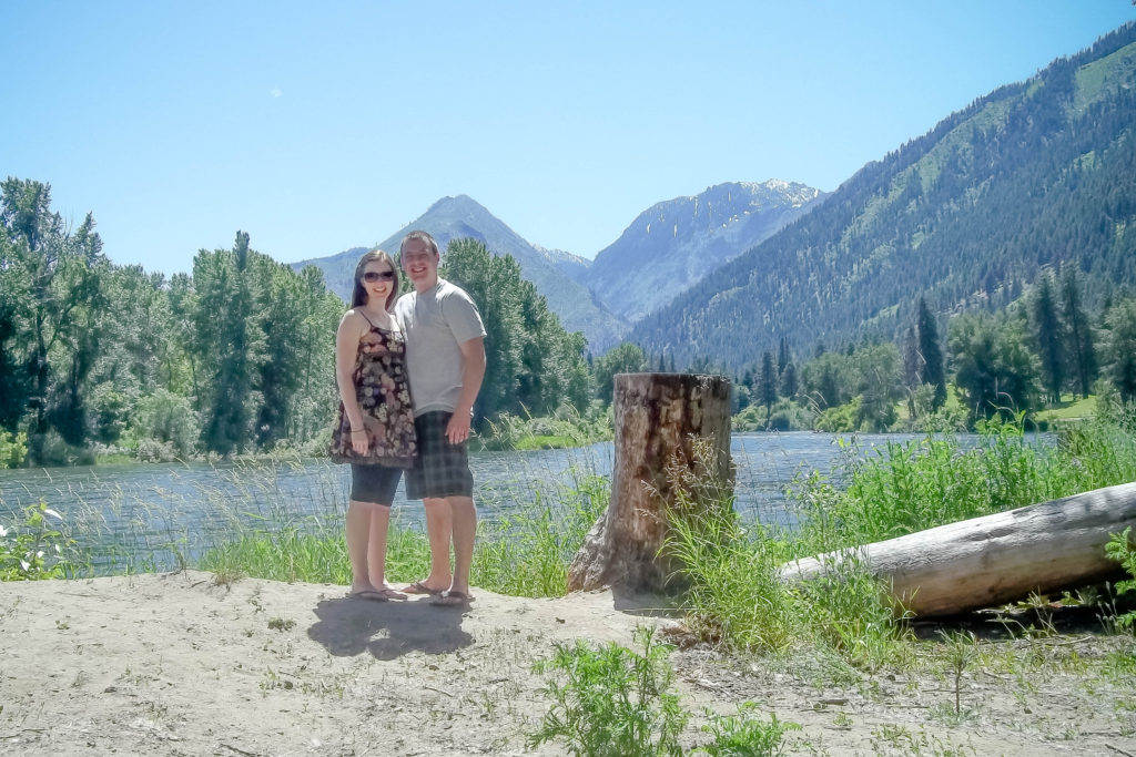 One of many cheap honeymoon ideas in Washington State