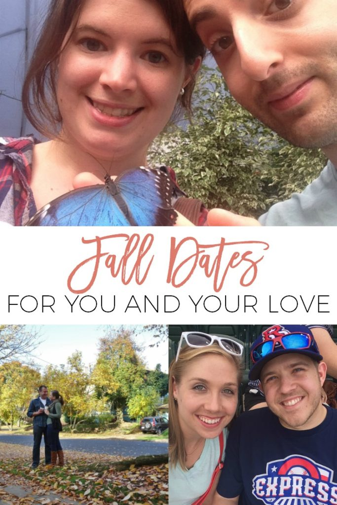 Check out these wonderful fall date ideas!