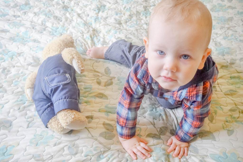 The most fun kiddo at 12-14 months! #monthlyupdate #toddler #childhood #15months